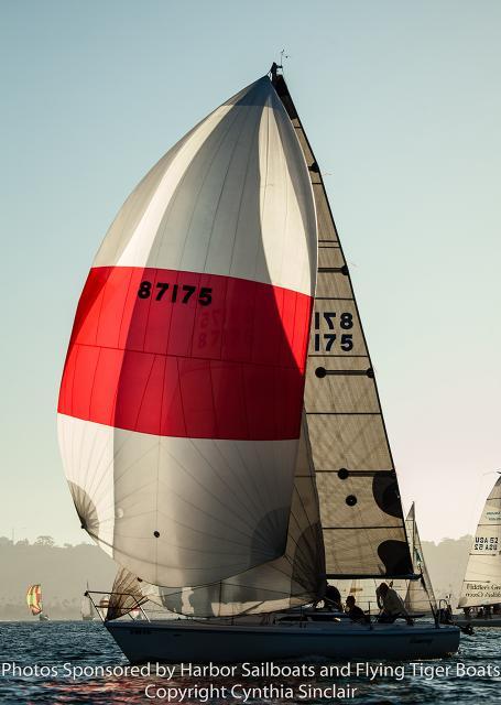 Photo of Pearson 22 sailboat