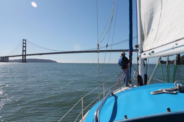 Photo of  2-25 sailboat