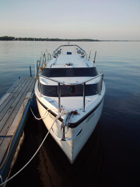 Photo of Macgregor 26M sailboat