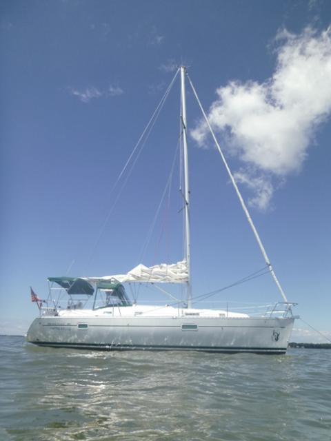 Photo of Beneteau 361 sailboat