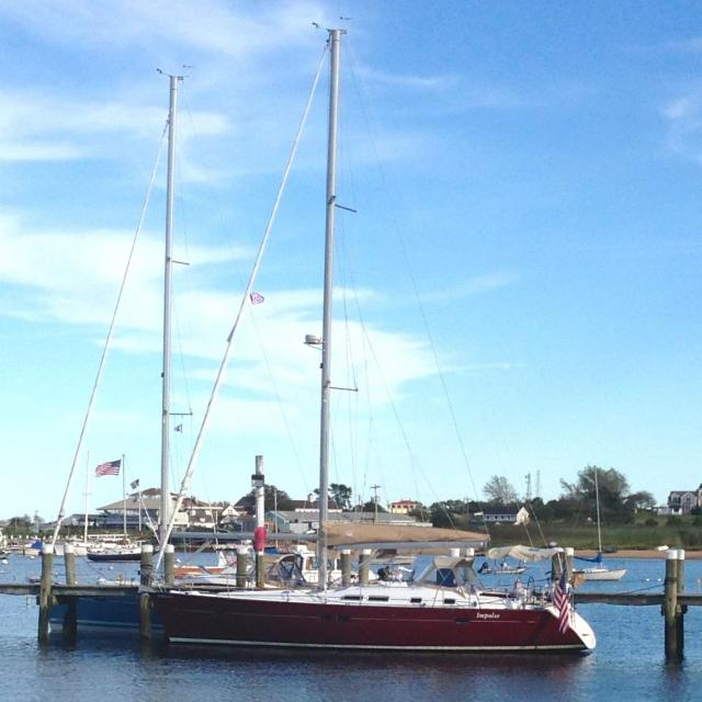Photo of Beneteau 423 sailboat