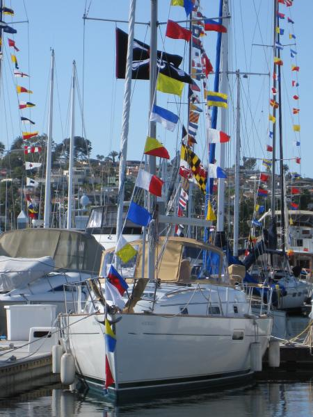 Photo of Beneteau 36cc sailboat