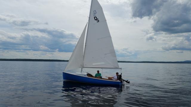 Photo of Oday Daysailer sailboat